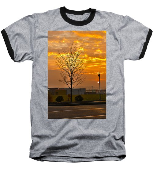 Retail Dawn Baseball T-Shirt
