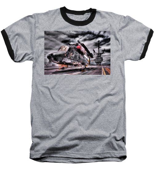 Retired Pilot Baseball T-Shirt