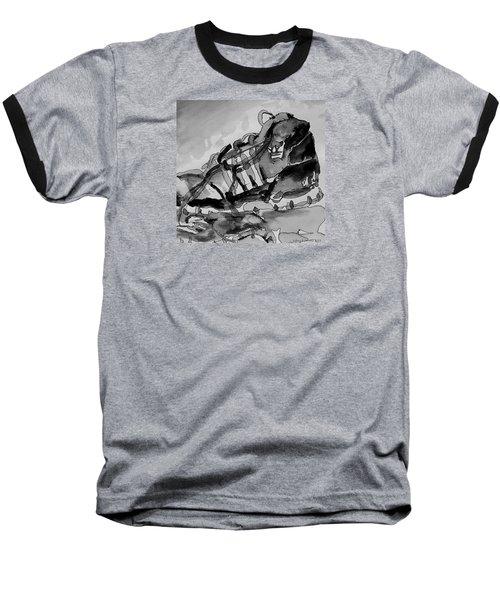 Retro Adidas Baseball T-Shirt