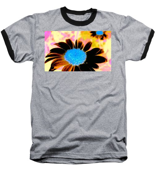 Retro Daisy Baseball T-Shirt