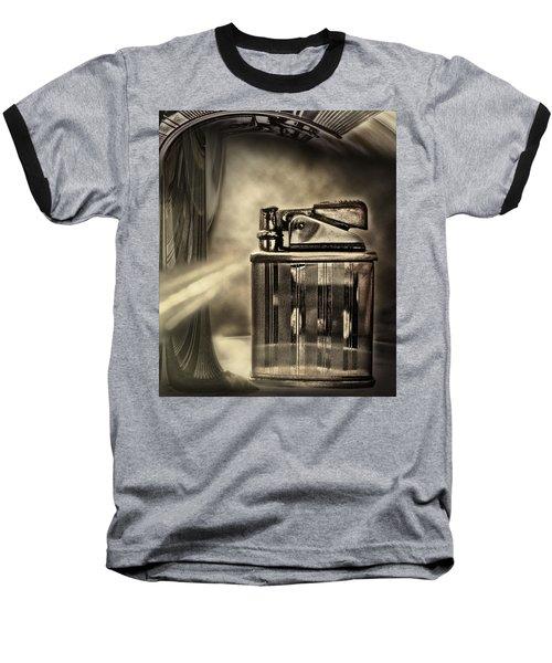 Retro Deco Baseball T-Shirt