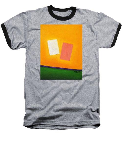 Return Of Lost Parts Baseball T-Shirt