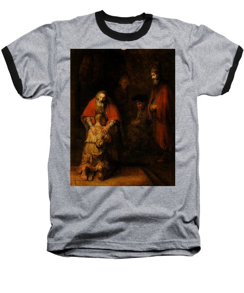 Return Of The Prodigal Son  Baseball T-Shirt