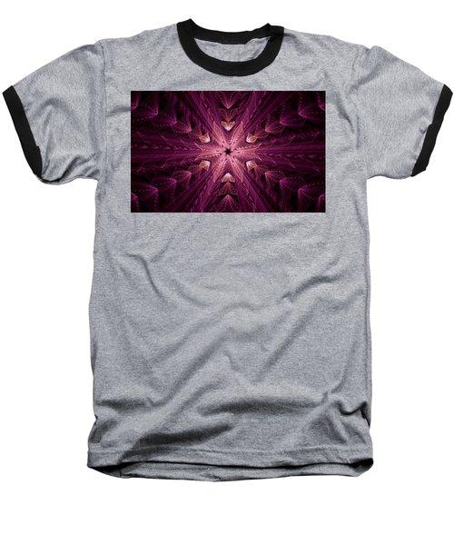 Baseball T-Shirt featuring the digital art Returning Home by GJ Blackman