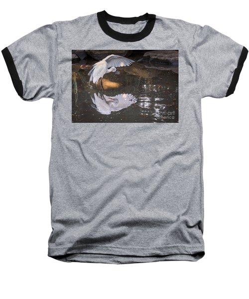 Revealed Landscape Baseball T-Shirt