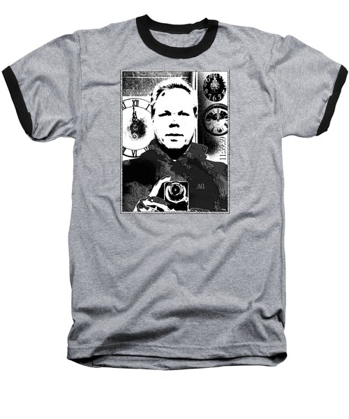 Revelatory Perception Baseball T-Shirt