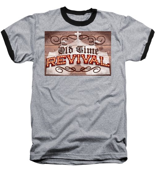 Revival I Baseball T-Shirt