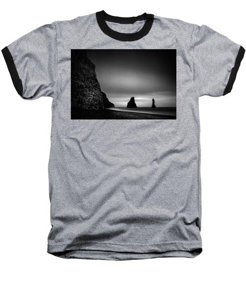 Reynisfjara Baseball T-Shirt