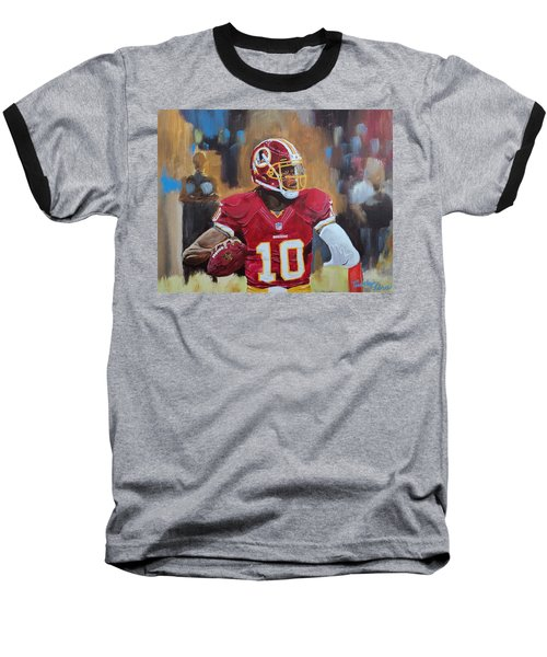 Washington Redskins Rg3 Baseball T-Shirt