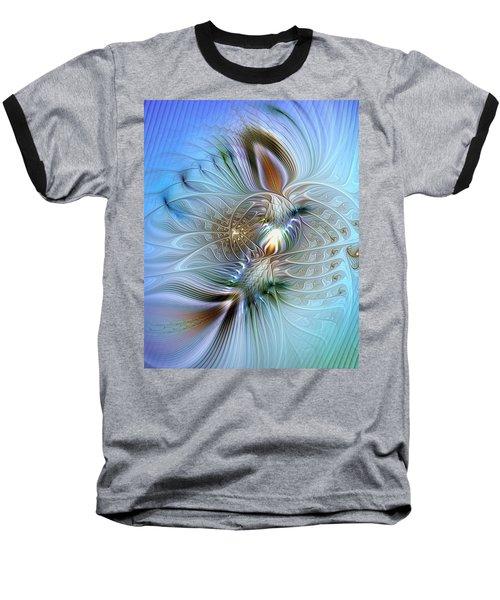 Rhapsodic Rendezvous Baseball T-Shirt