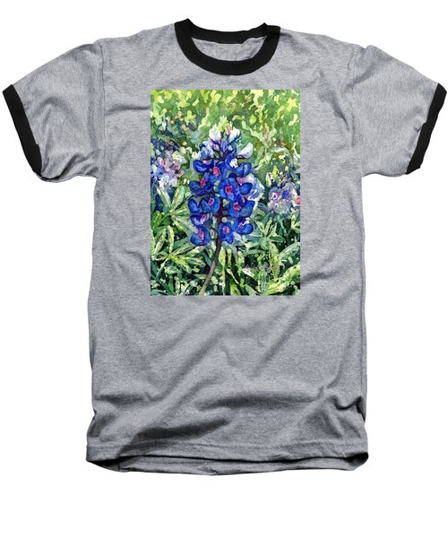 Rhapsody In Blue Baseball T-Shirt