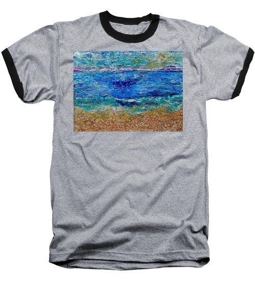 Rhapsody On The Sea  Baseball T-Shirt