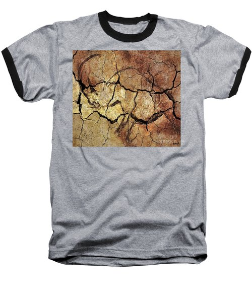 Rhinoceros From Chauve Cave Baseball T-Shirt