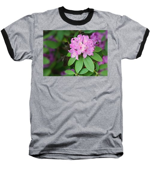 Baseball T-Shirt featuring the photograph Rhododendron by Kristin Elmquist