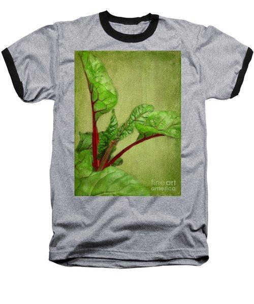 Rhubarb Baseball T-Shirt