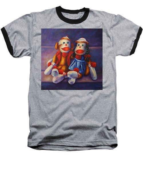 Rhyme And Reason Baseball T-Shirt