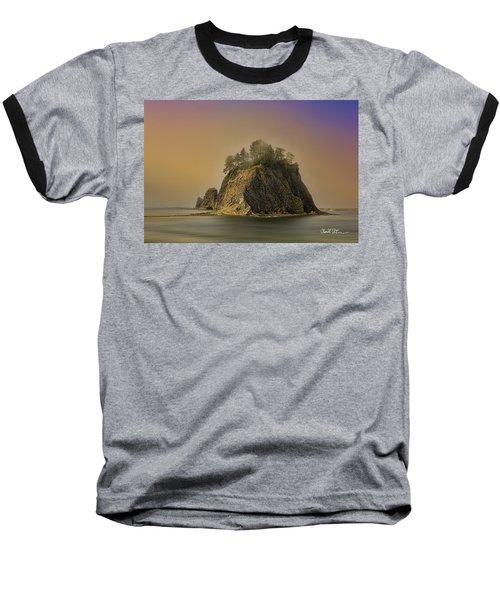 Rialto Beach - Little James Island Baseball T-Shirt