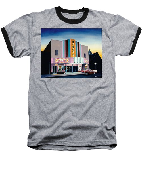 Rialto Baseball T-Shirt