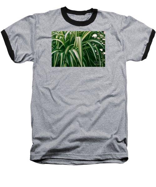 Ribbon Grass Baseball T-Shirt