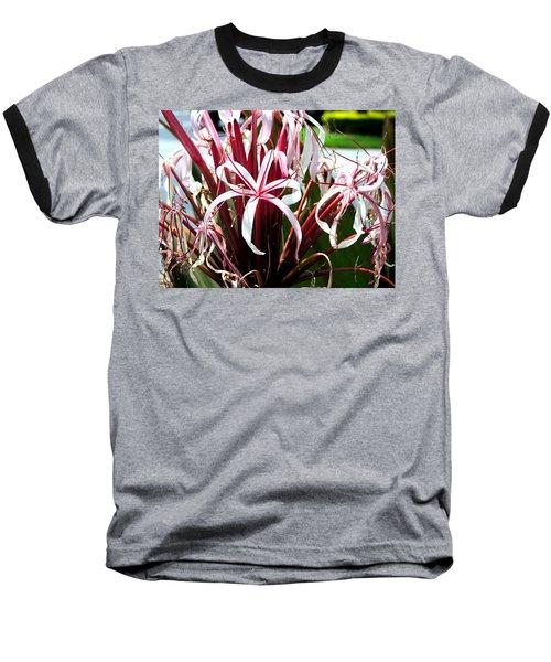 Ribbon's And Lace Baseball T-Shirt