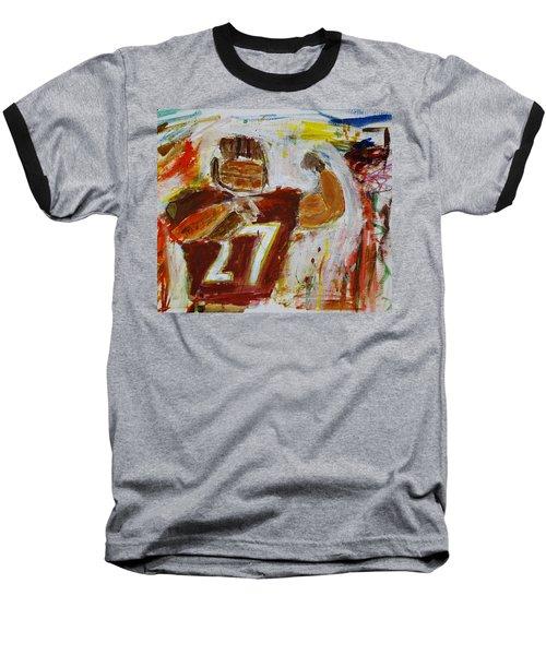 Rice Touchdown Baseball T-Shirt