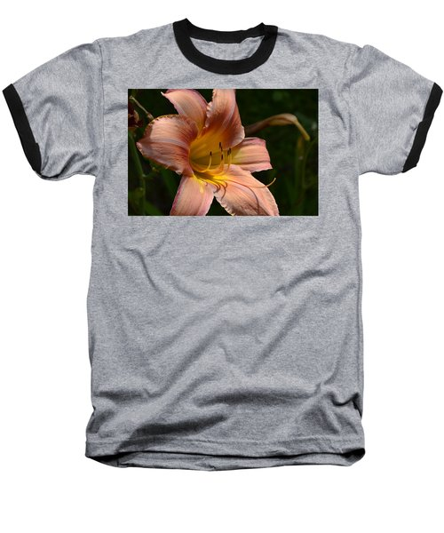 Baseball T-Shirt featuring the photograph Rich Day by Larry Bishop
