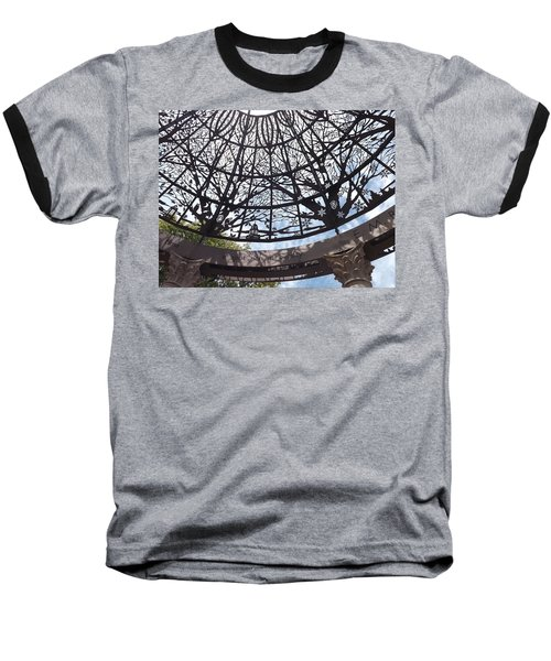 Rich In Beauty Baseball T-Shirt