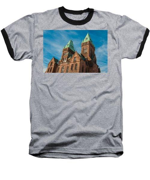 Richardson Complex 3d21972 Baseball T-Shirt