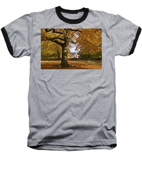 Richmond Autumn Baseball T-Shirt by Maj Seda