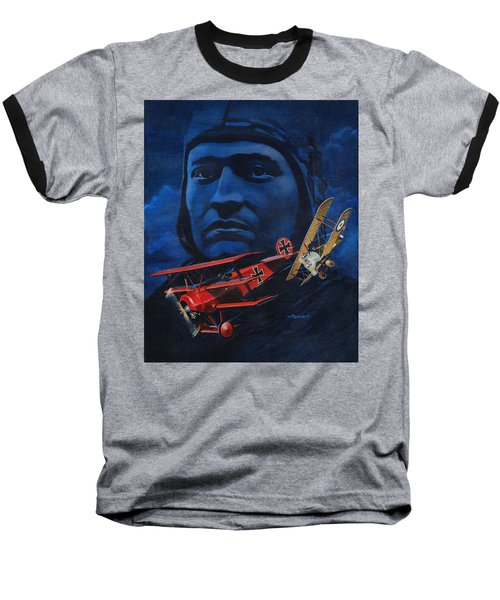 Richthofen And Brown Baseball T-Shirt