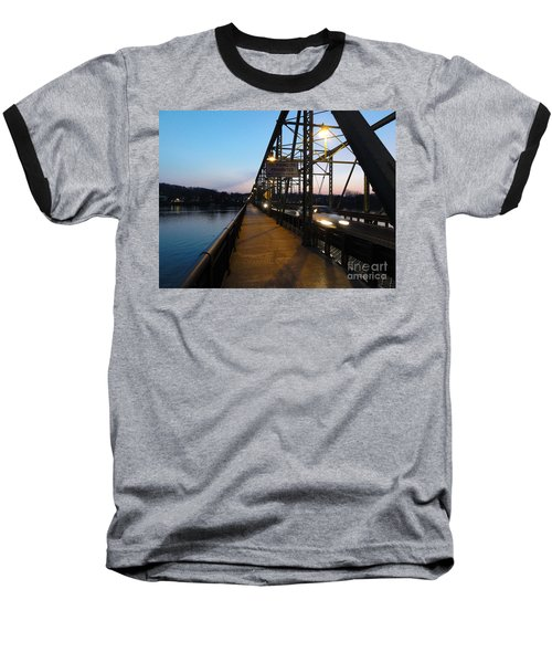 Riding Prohibited Baseball T-Shirt