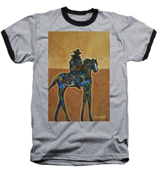 Riding Solo Baseball T-Shirt