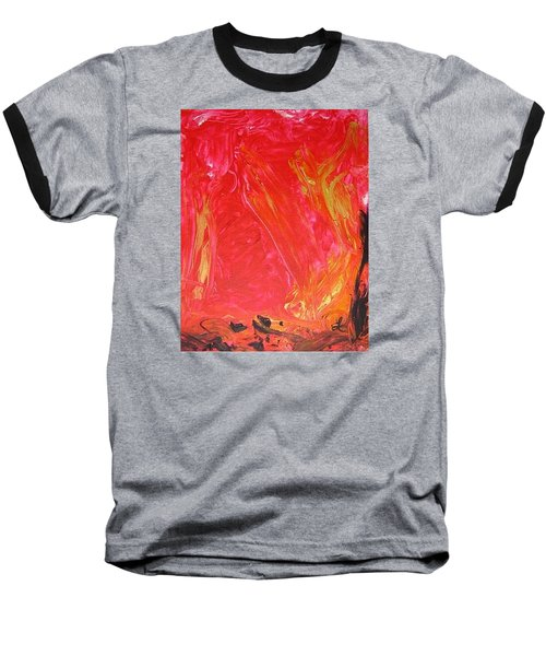Rising Up I Baseball T-Shirt