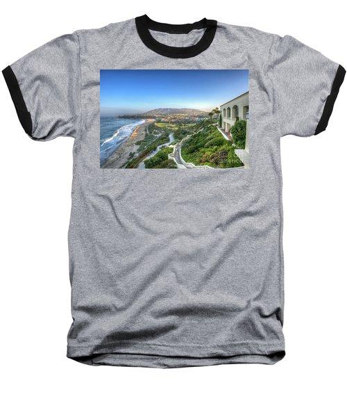 Ritz-carlton Laguna Niguel Ocean View Baseball T-Shirt