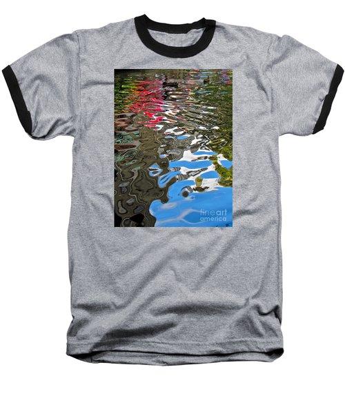 River Ducks Baseball T-Shirt