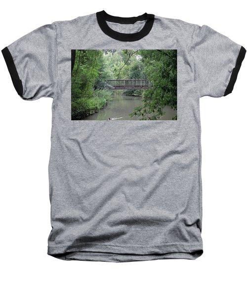 River Great Ouse Baseball T-Shirt