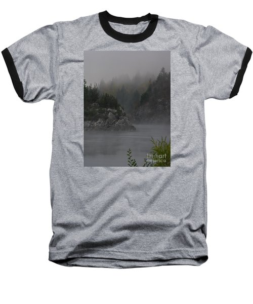 River Island Baseball T-Shirt by Greg Patzer