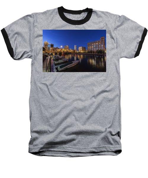 River Nights Baseball T-Shirt