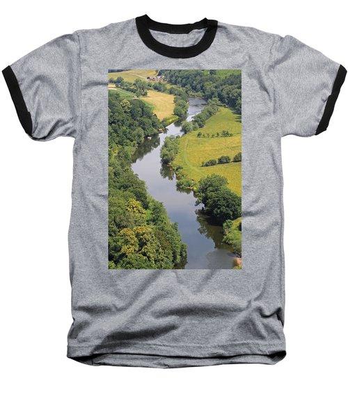 River Wye Baseball T-Shirt