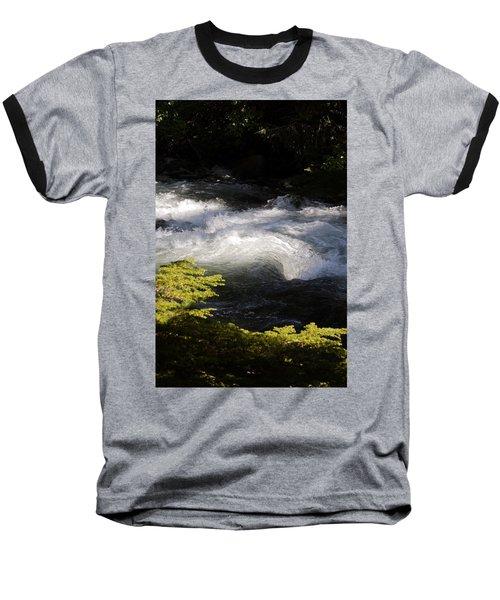 River's Ebb Baseball T-Shirt