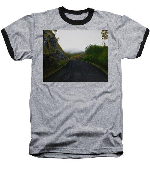 Road Near Gresford Nsw Baseball T-Shirt