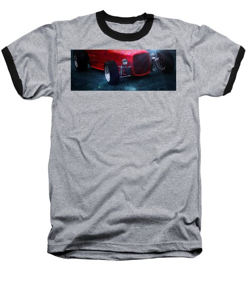 Hot Rod Baseball T-Shirt featuring the photograph Road Rod  by Aaron Berg