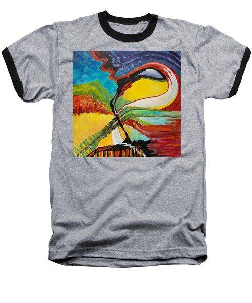 Road To Glory Baseball T-Shirt