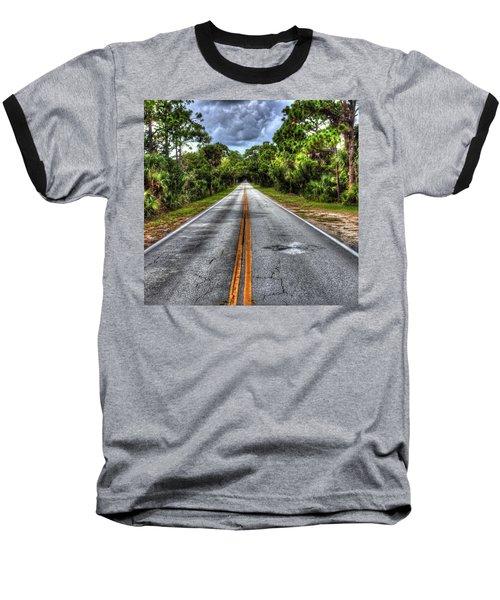 Road To No Where Baseball T-Shirt