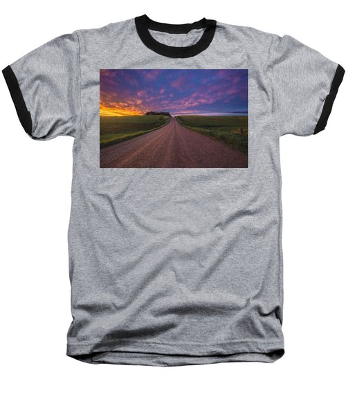 Road To Nowhere El Baseball T-Shirt