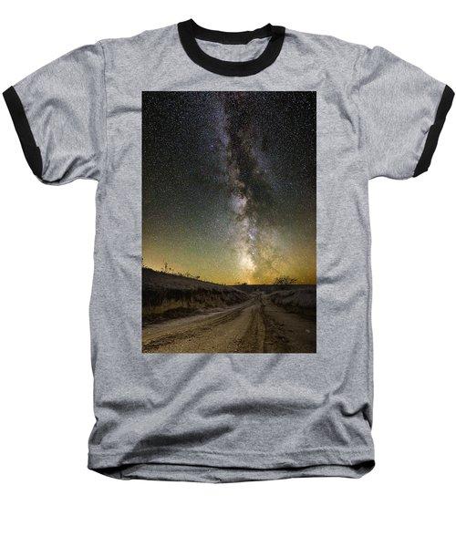 Road To Nowhere - Great Rift Baseball T-Shirt