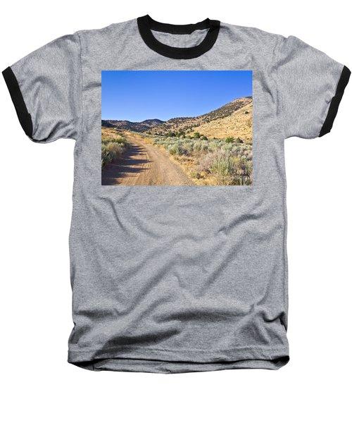 Road To Nowhere - Storey Nevada Baseball T-Shirt