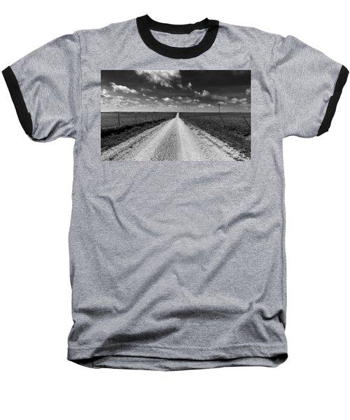 Road To Texaco Hill Baseball T-Shirt