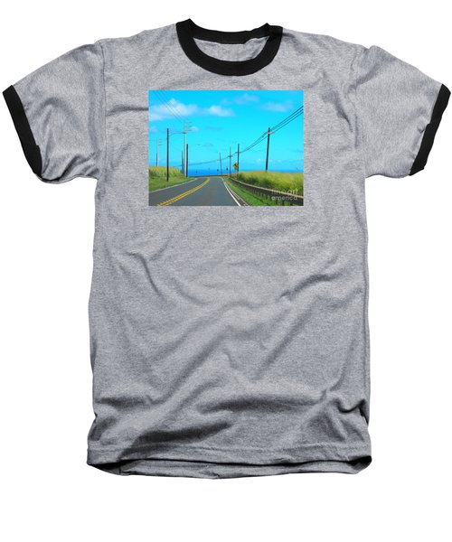 Road To The North Shore Baseball T-Shirt