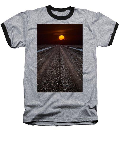 Road To The Sun Baseball T-Shirt